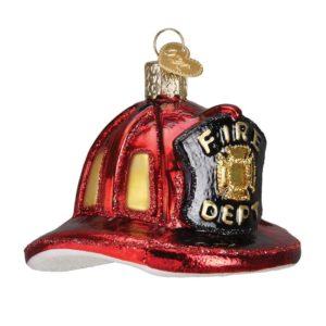 fire-helmet-ornament