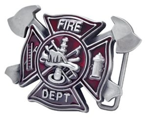 firefighter-belt-buckle
