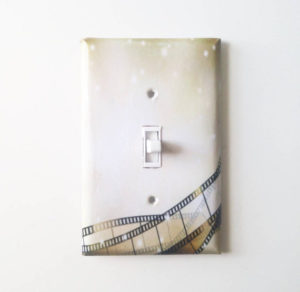 gold-film-light-switch-cover