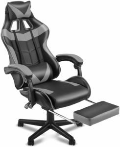 High back reclining chair