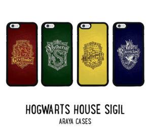 hogwarts-house-sigils-phone-case-set