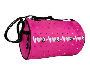 Horizon Dance Tiny Dancer Small Duffel Bag for Girls