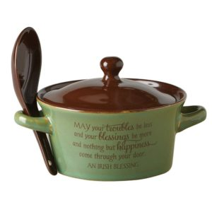 may-your-troubles-be-less-stoneware-bowl-spoon