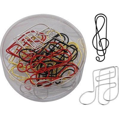 music-notes-paper-clip