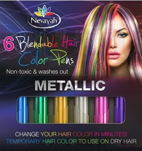 nevayah-hair-chalk-temporary-hair-multicolor-dye-pens
