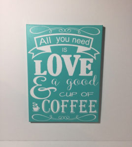 painted-canvas-sign-coffee-theme-decor