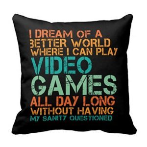 pillow-case-with-funny-quote-for-gamer