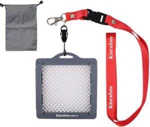 Portable white balance filter
