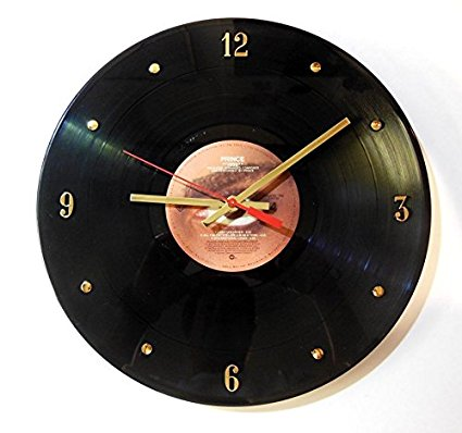 record-clock