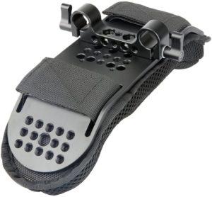 Shoulder pad for camera support