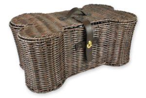 storage-basket-home-decor-bone-shape-bin