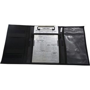 Tri-fold Kneeboard