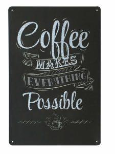 Vintage Coffee Art