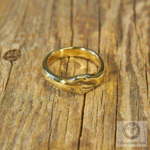 Hand designed ring