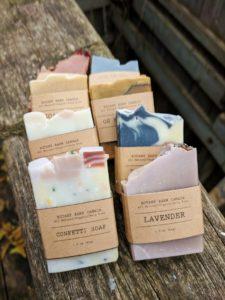 Luxury soap set