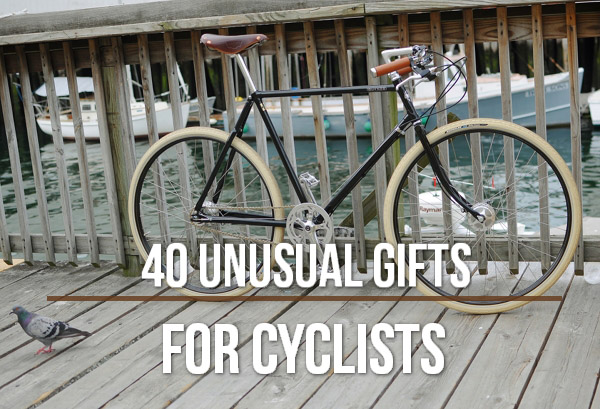 40 unusual gifts for cyclists - Unusual Gifts 38787846d