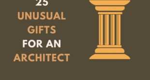 gifts for an architect