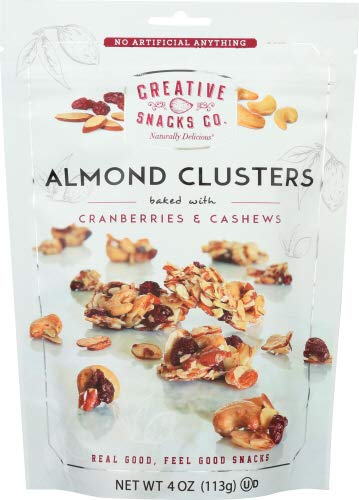 Creative Snacks Almond Cluster