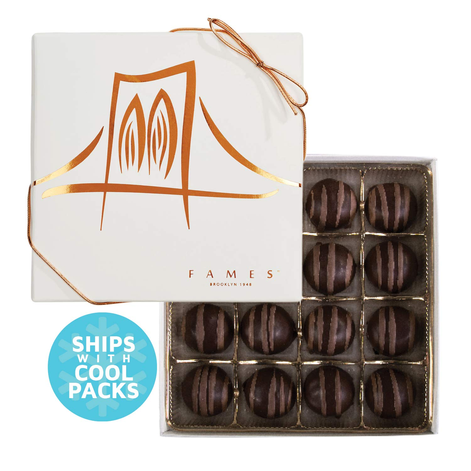 Chocolate Gift Box For