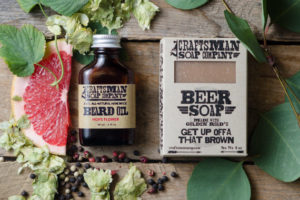 beer-soap-hops-flower-beard-oil