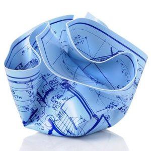 blueprint-paperweight