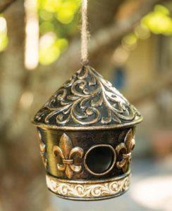 fleur-de-lis-antique-bronze-hanging-birdhouse