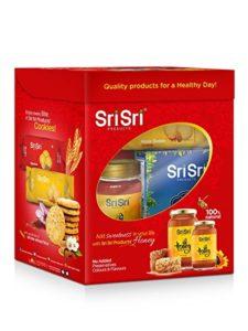 Ghee, Honey, Ojasvita and Cookies Gift Pack