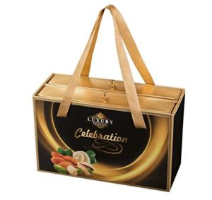 Natural Dry Fruits Festive Gift Box