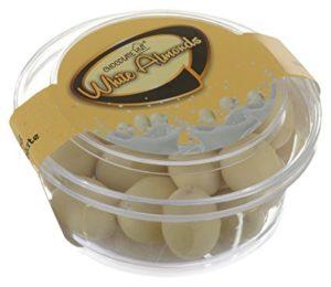 Panned white Almond Box