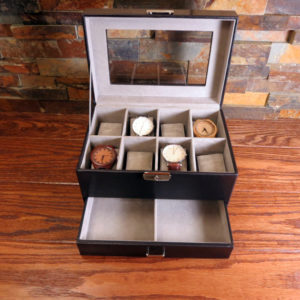 personalized-watch-box-with-jewelry-drawer