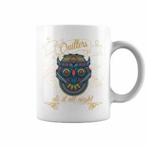 Quilter's coffee mug