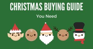 Christmas Buying Guide