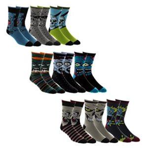 zombie-socks-9-pack