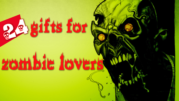 gifts for zombie lovers