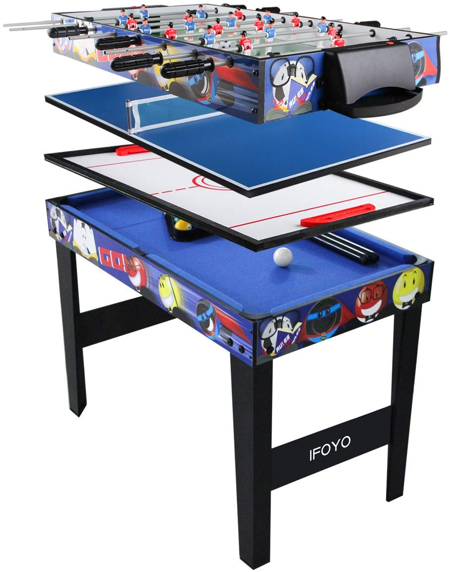 multi-play games table