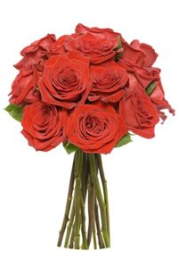 Bouquet of flowers - Valentines Day gifts for her