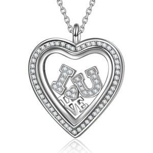 I love u pendant