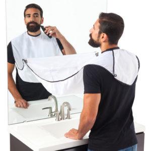 Shaving apron