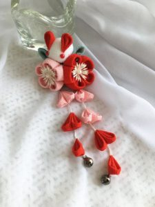 Hair clip - Valentines Day gifts for her