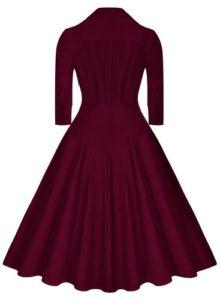 A vintage classic dress