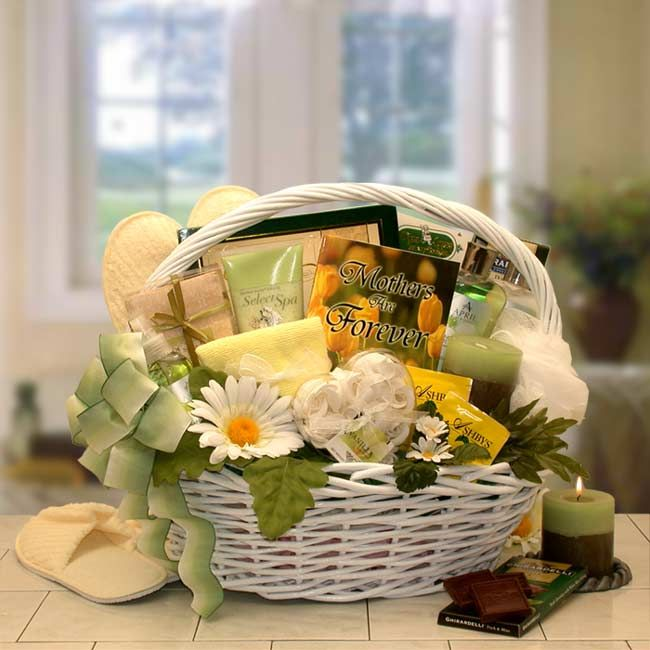 Give her a custom made gift basket