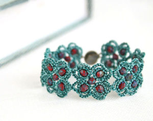 A beautiful bracelet
