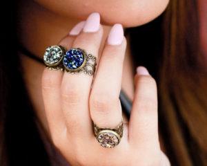 A gypsy ring