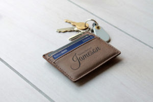 A small money clip