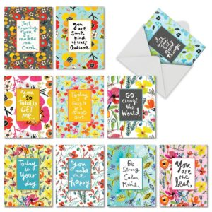 Assorted All Occasion Blank Note Cards