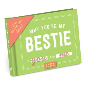 Bestie Love Journal