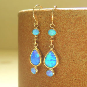 Dangle & Drop earrings