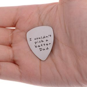 Guitar Pick Gift