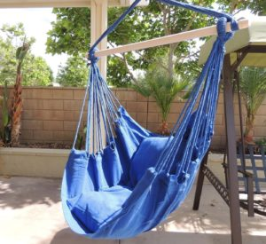 Hanging Rope Chair and Swing