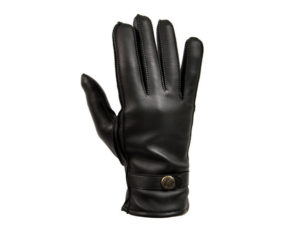 Leather gloves for the winter